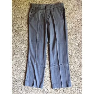 Men's Calvin Klein dress pants, grey - 32x30